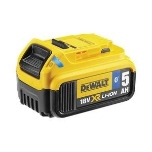 Μπαταρία Tool Connect Bluetooth XR Li-Ion 18V 5.0Ah DCB184B DEWALT