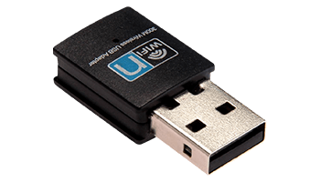 Wi-Fi Dongle Nano 300 Mbit 802.11 Wlan USB 2.0 Stick