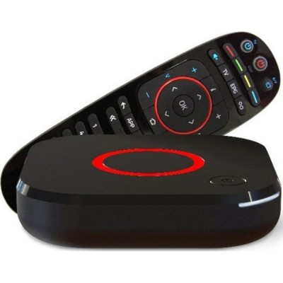 Infomir MAG324 IPTV SET-TOP BOX BCM75839, Linux 3.3, OpenGL ES 2.0, HEVC, 512 MB Flash/1 GB RAM